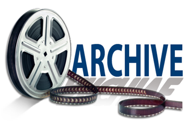 Film Reel and Archive: Video Archive