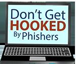 Phishing Computer warning