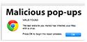 Malicious Pop-Ups